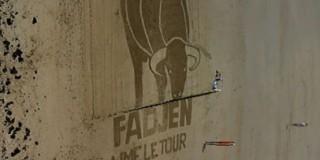 Fadjen présent au tour de France!