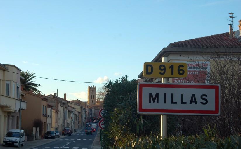 Le FLAC 66 manifeste à Millas le dimanche 9 août!