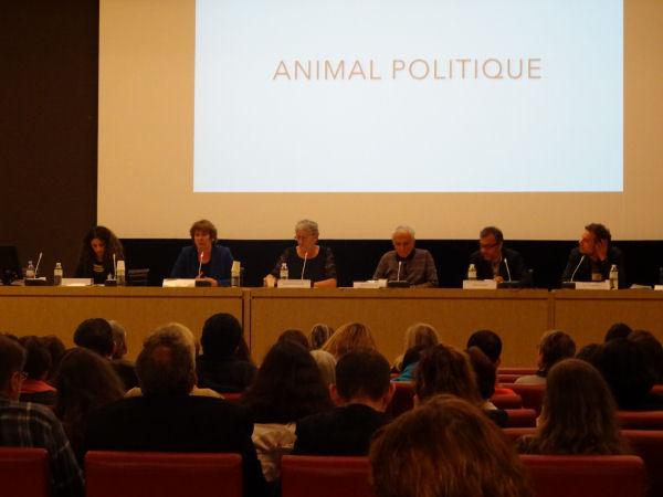 Colloque sans précédent sur le bien être animal!  La FLAC était représentée.