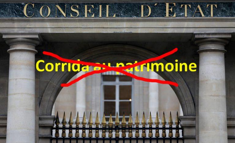 La corrida est radiée définitivement du Patrimoine Culturel Immatériel!