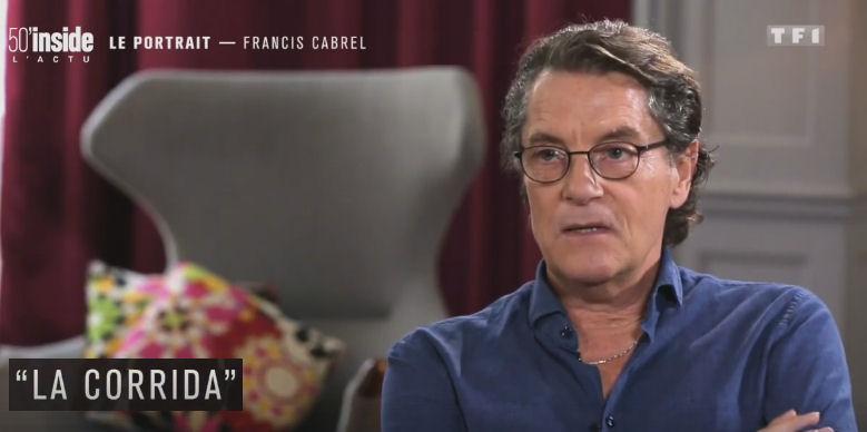 """Francis Cabrel sur la corrida: """"Tout ça pour aller à la torture et en public"""""""