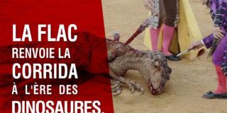 Une grande agence de communication et la FLAC condamnent la corrida!