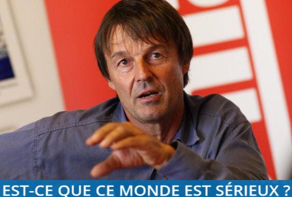 Nicolas Hulot: il faut ouvrir le débat sur l'interdiction de la corrida en France
