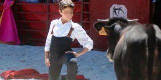 En France, les apprentis toreros tuent des veaux dès l'âge de 13 ans dans des arènes privées