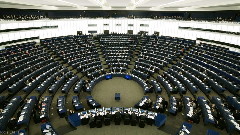 Vote du Parlement Européen. RESULTAT HISTORIQUE!