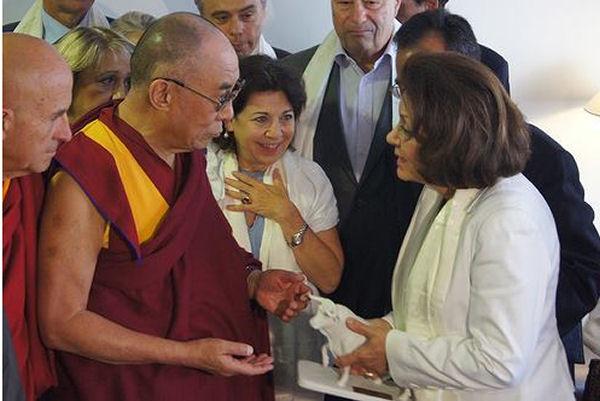 Le Dalaï Lama, anticorrida bien sûr