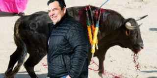 Local director of a CAC40 company promotes bullfighting in Alès, France