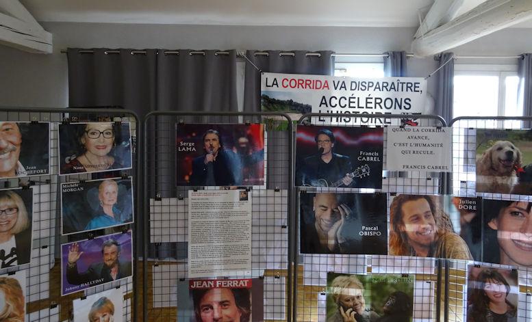 Nouveau succès pour l'expo itinérante de la FLAC à Villeneuve-lès-Avignon