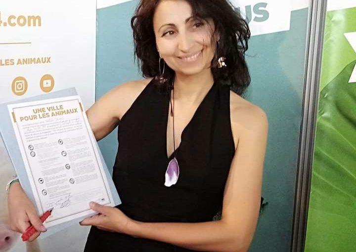 Nathalie Dehan, élue écologiste de Lyon métropole et de Vénissieux, signe le manifeste de la FLAC